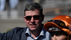 Stuart Kendrick has a good chance at the Sunshine Coast.