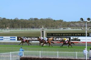 Heavy track racing can be a test for punters at Coffs Harbour
