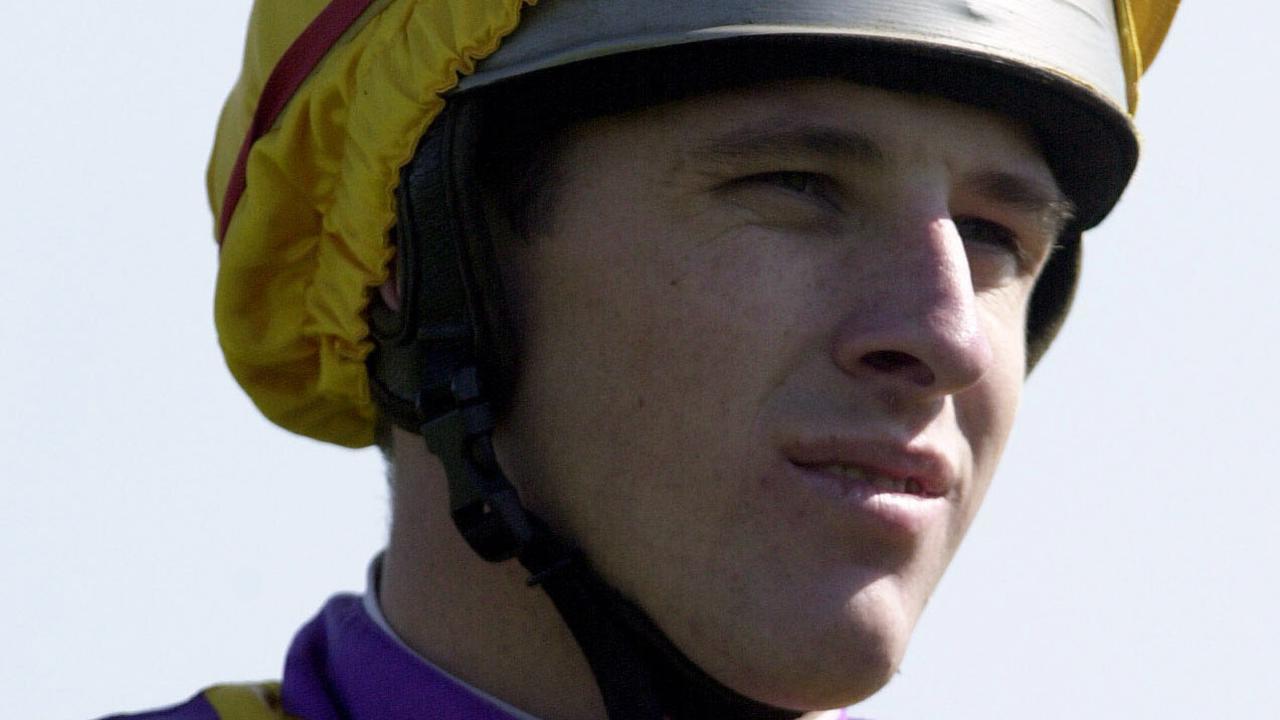 Jockey Jarrod Lorensini has been suspended for six months.