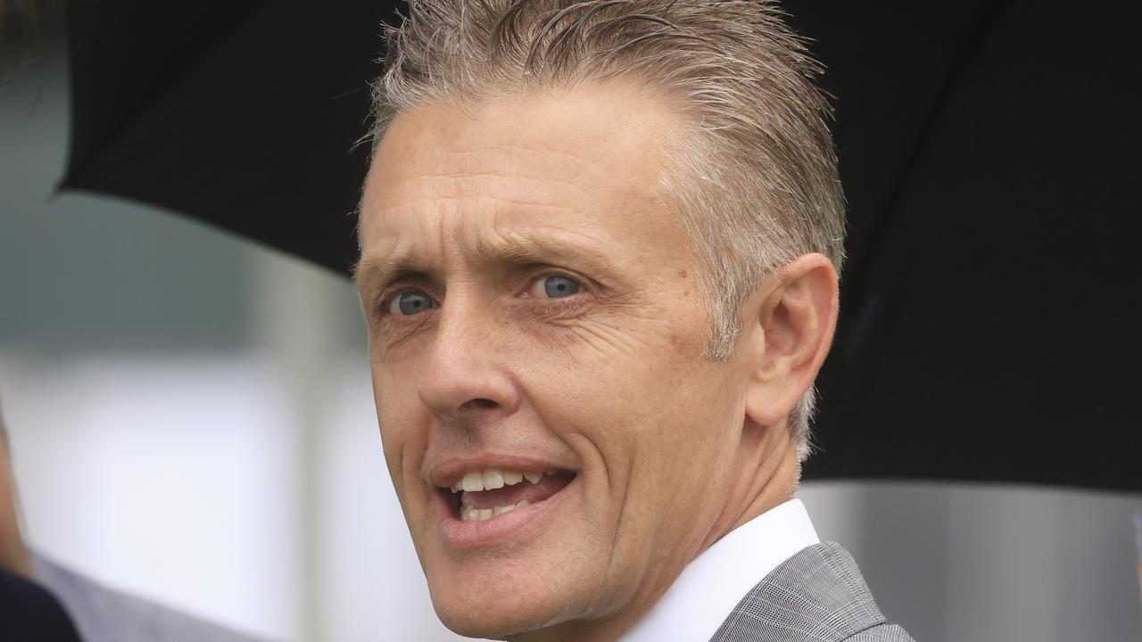 Trainer Mark Newnham has good chances in three Group 1 races at Royal Randwick on Saturday. Photo: Mark Evans/Getty Images