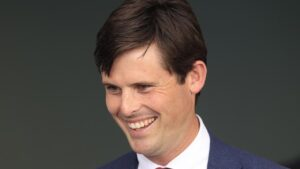 Godolphin trainer James Cummings. Photo: Mark Evans/Getty Images