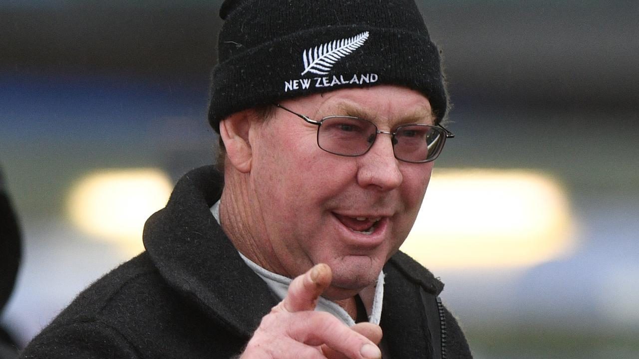 Trainer Bryce Stanaway will contest charges before the Victorian Racing Tribunal. Picture: AAP