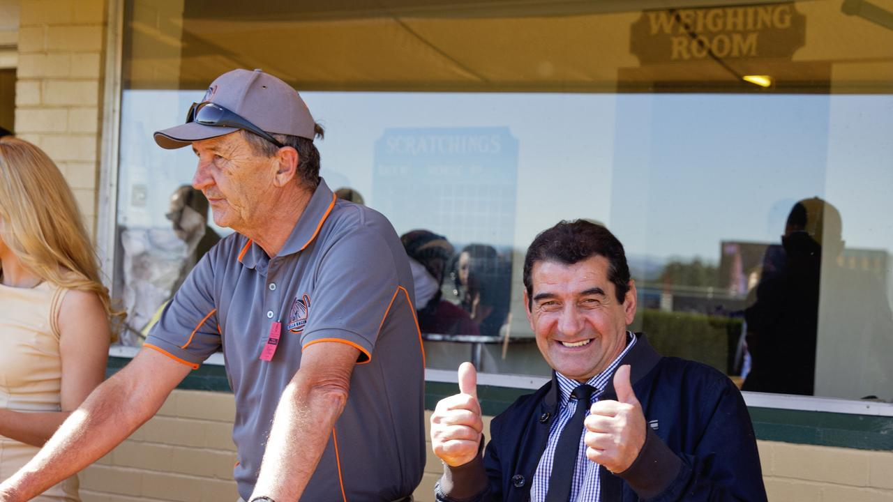 Gratz Vella is keen to get to Wagga and see what Crucial Witness has to offer. Photo: Jenny Evans