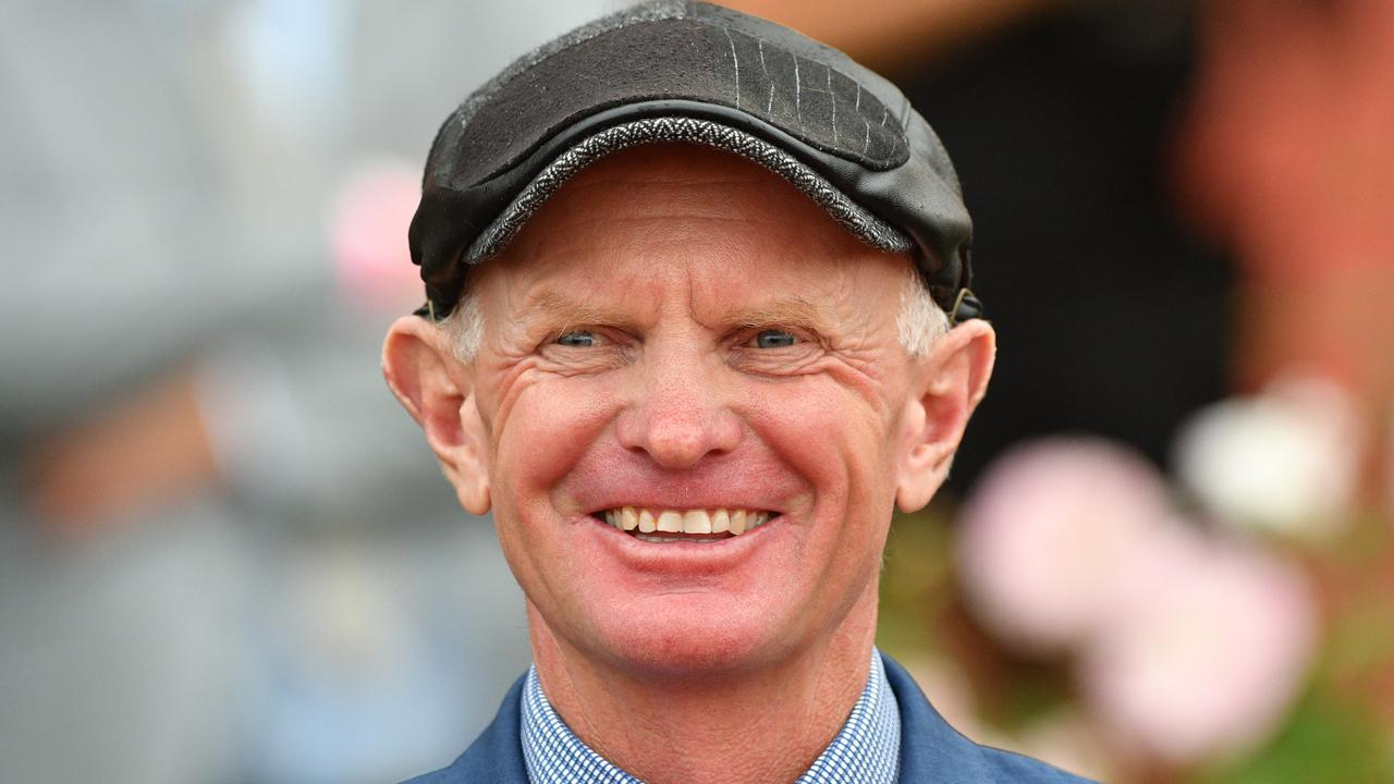 Trainer Phillip Stokes keen to see what import Amade can do down the track. Picture: Getty Images
