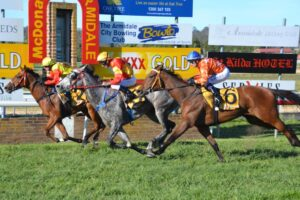 The races are on at Armidale Sunday