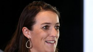 Emerging trainer Annabel Neasham. Picture: Getty Images for Australian Turf Club