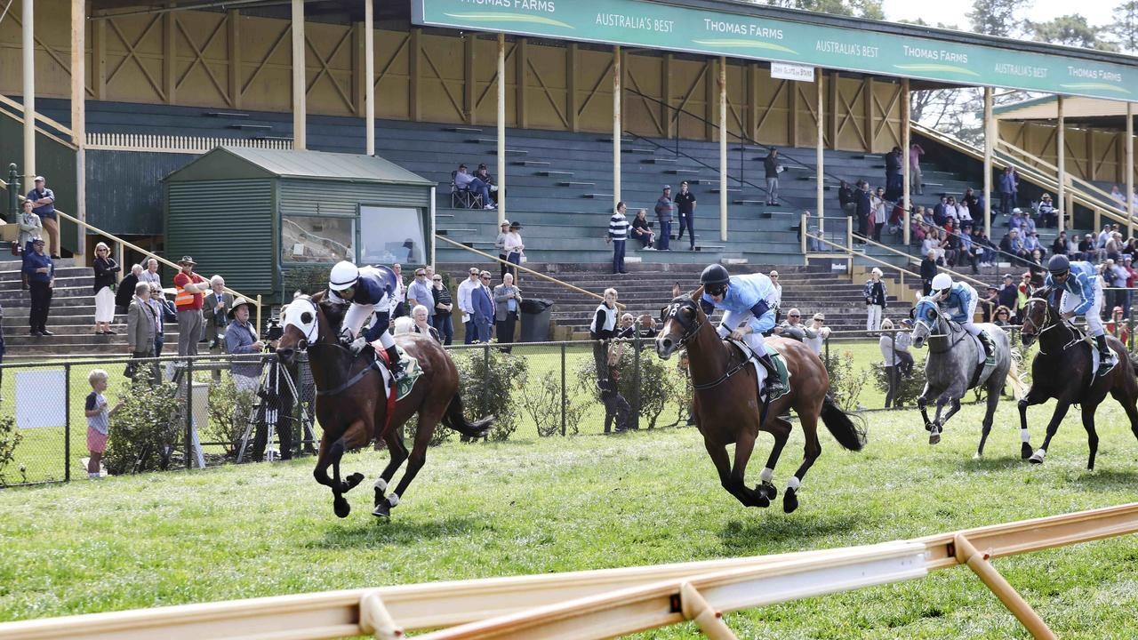 They'll be back at Oakbank soon for the big three-day carnival. Photo: Dean Martin
