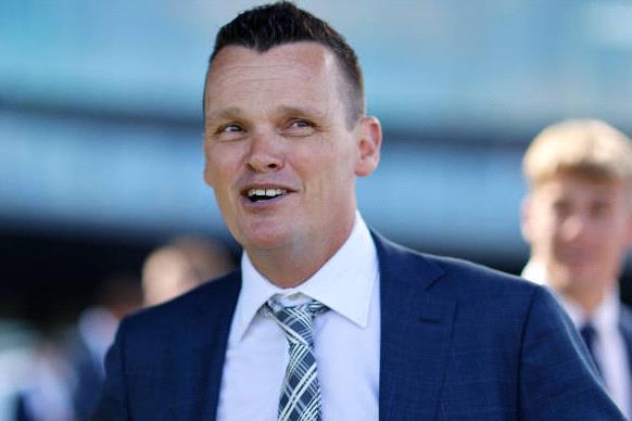 Joe Pride provides the anchor bet of the day at Hawkesbury
