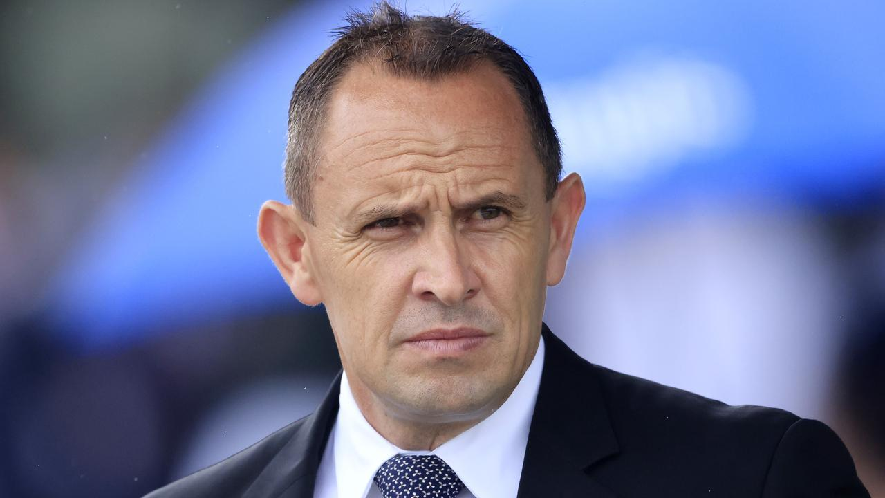 Trainer Chris Waller has sent She's All Class to the spelling paddock but still has a number of other Golden Slipper hopefuls. Photo: Mark Evans/Getty Images