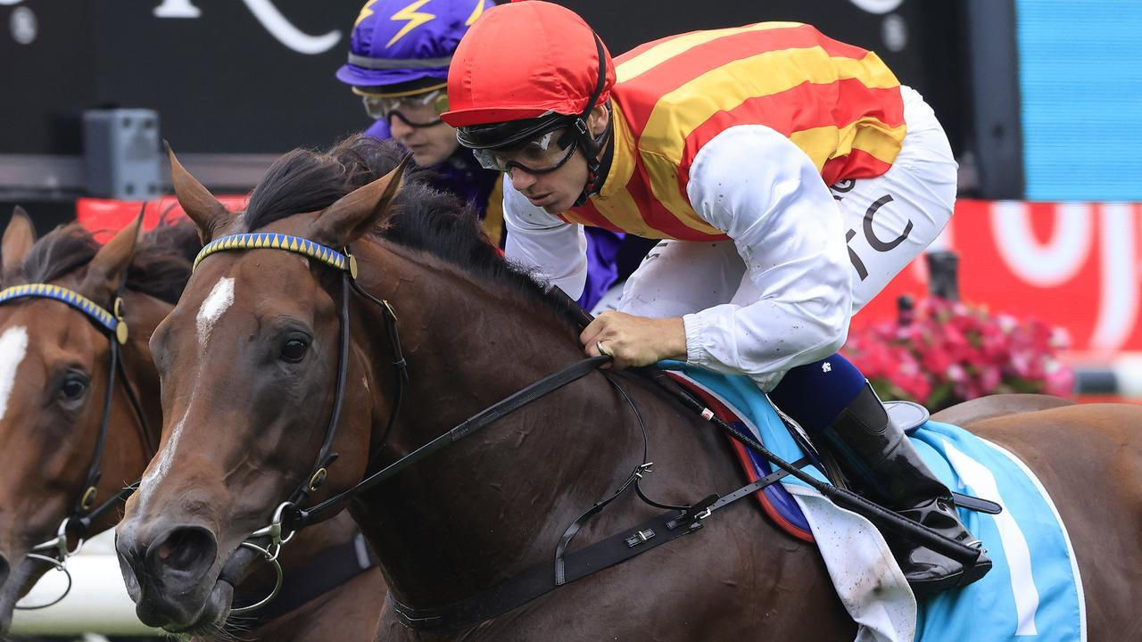 Peltzer has a perfect record of five wins from five starts at Royal Randwick. Picture: Getty Images
