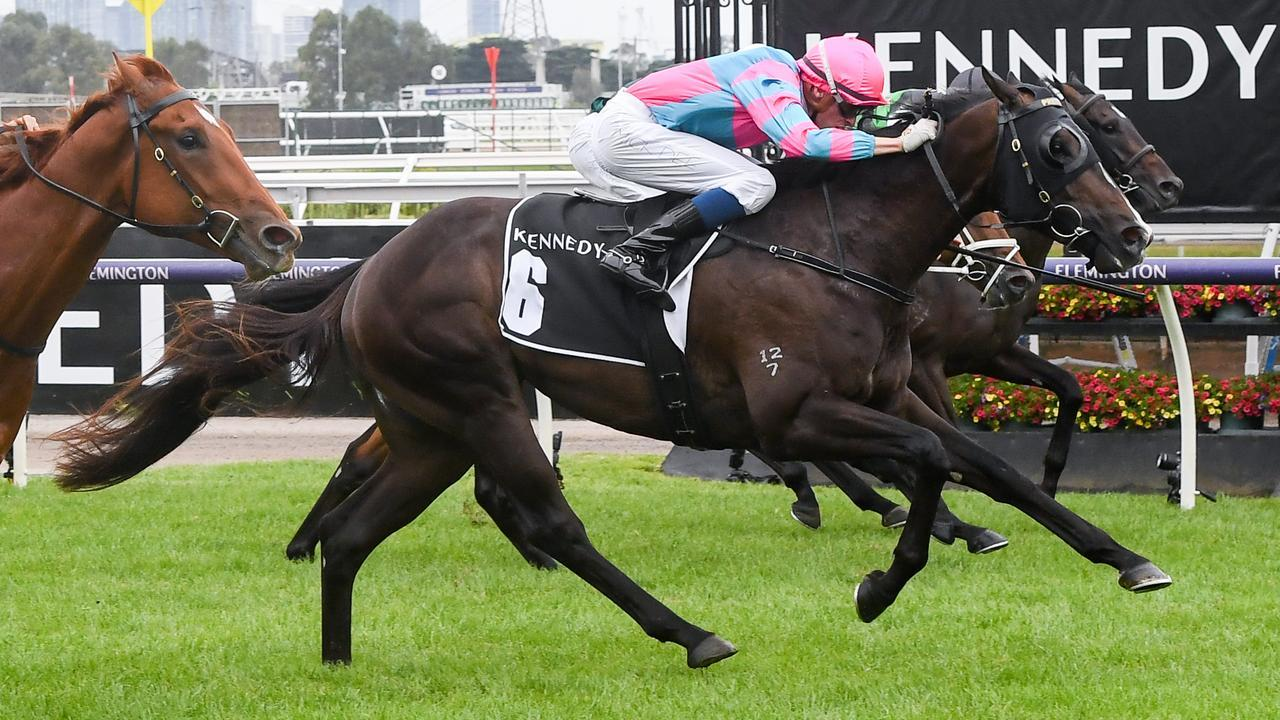 Lunar Fox produced one of racing's biggest upsets in the Australian Guineas