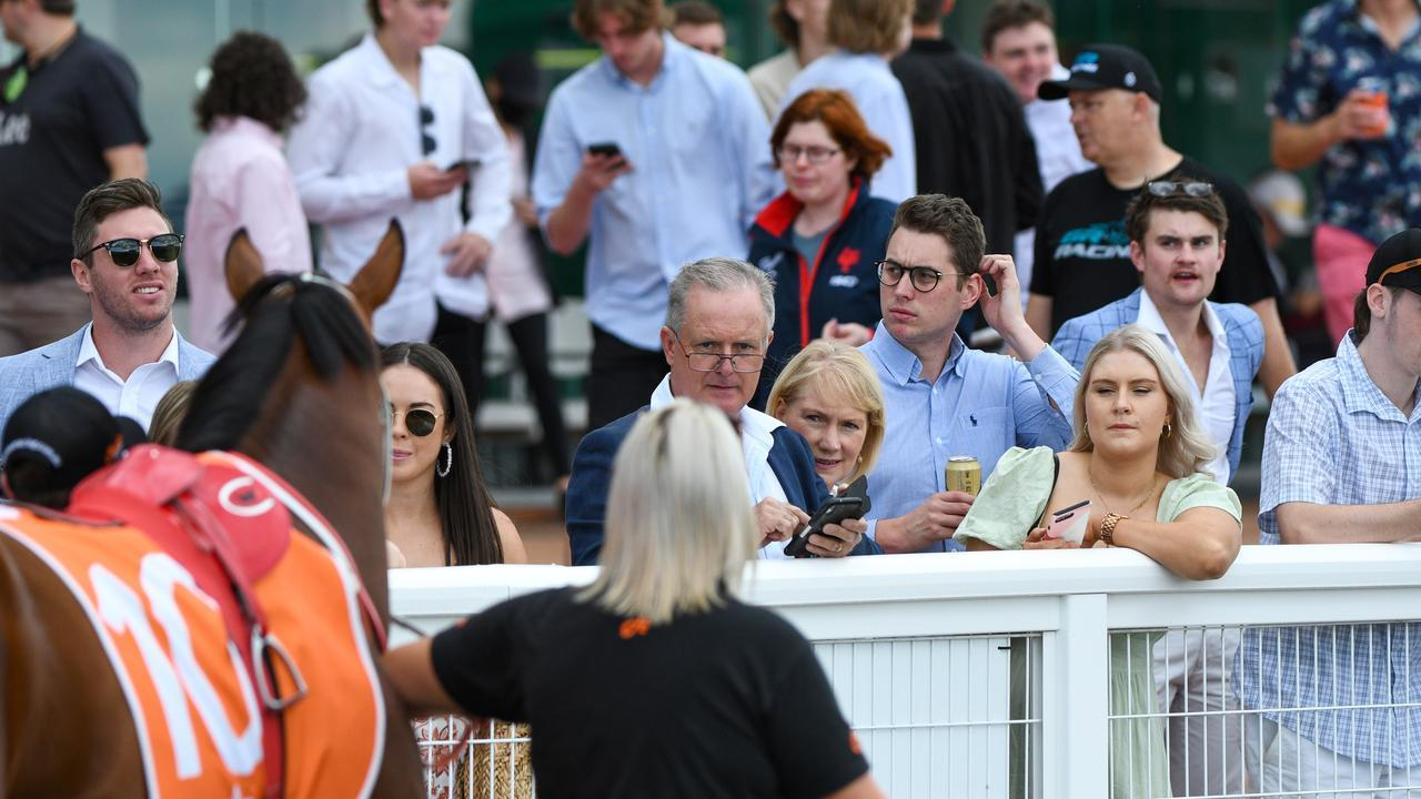 Melbourne Racing Club is hoping to welcome back race fans for its triple Group 1 Blue Diamond Stakes meeting at Caulfield. Picture: Getty Images