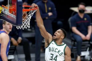 We are looking to two time NBA MVP Giannis Antetokounmpo for some strength for the photo tip this week.