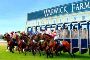 Racing returns to Warwick Farm on Wednesday.
