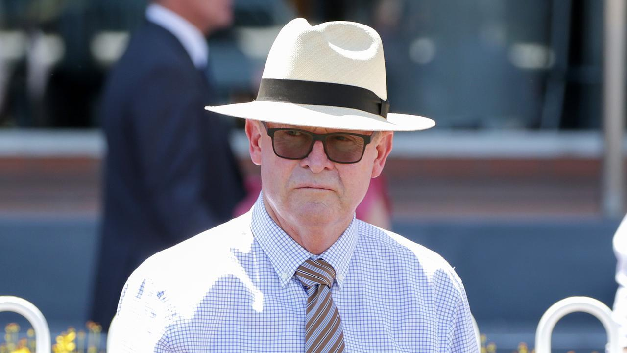 Racing Victoria senior steward Robert Cram and his team have charged three jockeys over rides in recent weeks. Picture: AAP