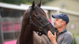 Brett Dodson kicks off Pace Stick's Country Championships campaign on Monday.