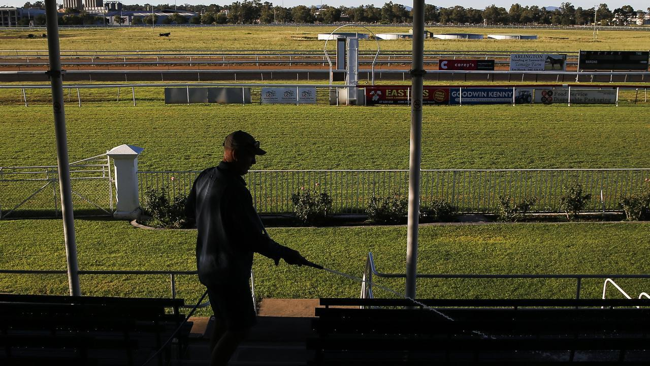 Racing NSW has started an investigation into Tamworth Jockey Cub. Picture: Dylan Robinson