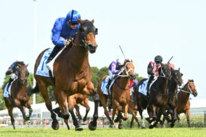Godolphin were the inaugural winners of The Hunter with Savatiano last year and I'm expecting them to do it again on Saturday.