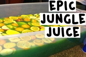 It's take two for Jungle Juice Cup Day