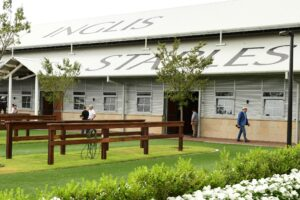 Inglis Riverside complex will host the Ready2Race Sale on Tuesday.