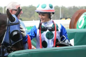 This apprentice's claim is a significant form factor at Ballina