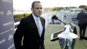 Chris Waller says it's time the Gold Coast Turf Club got the funding it needs to excel. Picture: Mark Evans/Getty Images
