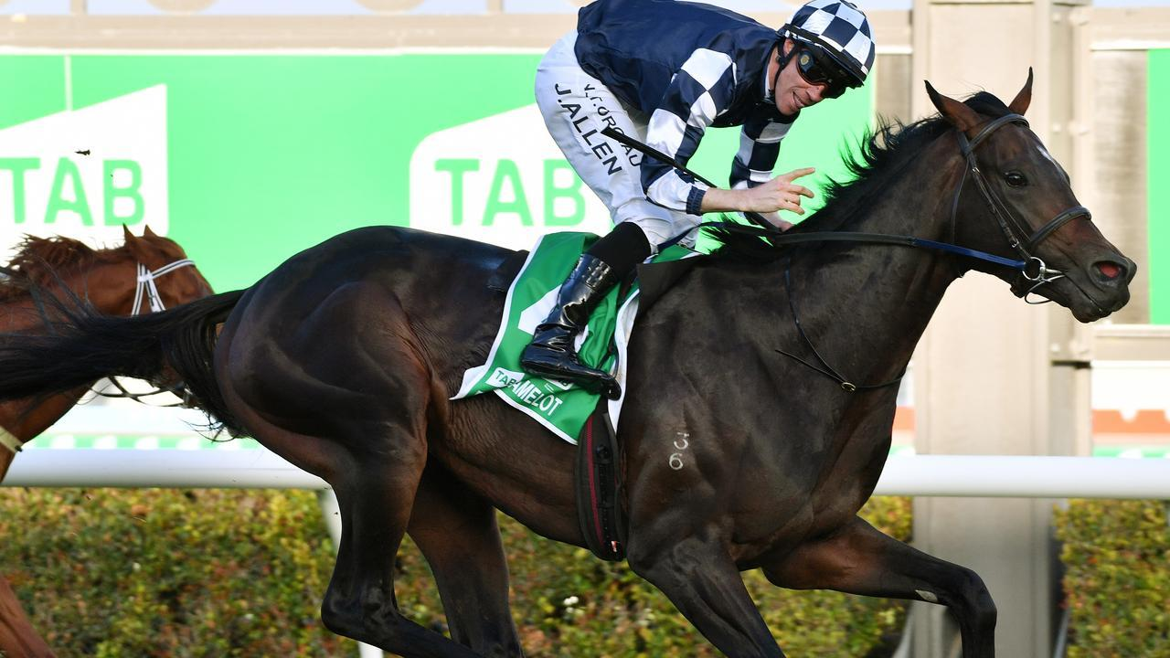 Russian Camelot stamps his arrival with a serious win in the South Australian Derby.