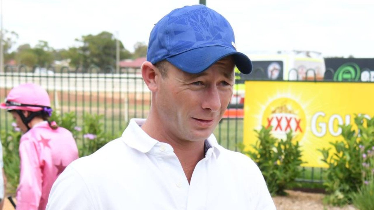 Trainer Kody Nestor will saddle-up the favourite Fast Talking in the Dubbo Gold Cup.