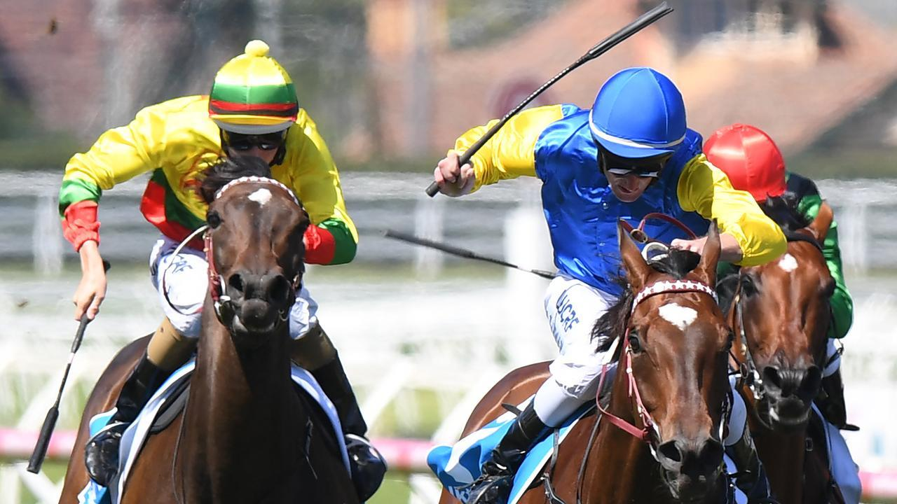 Racing Australia has hit back at Racing Victoria's early crow on whip reform. Picture: AAP