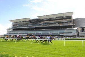 Randwick racecourse.