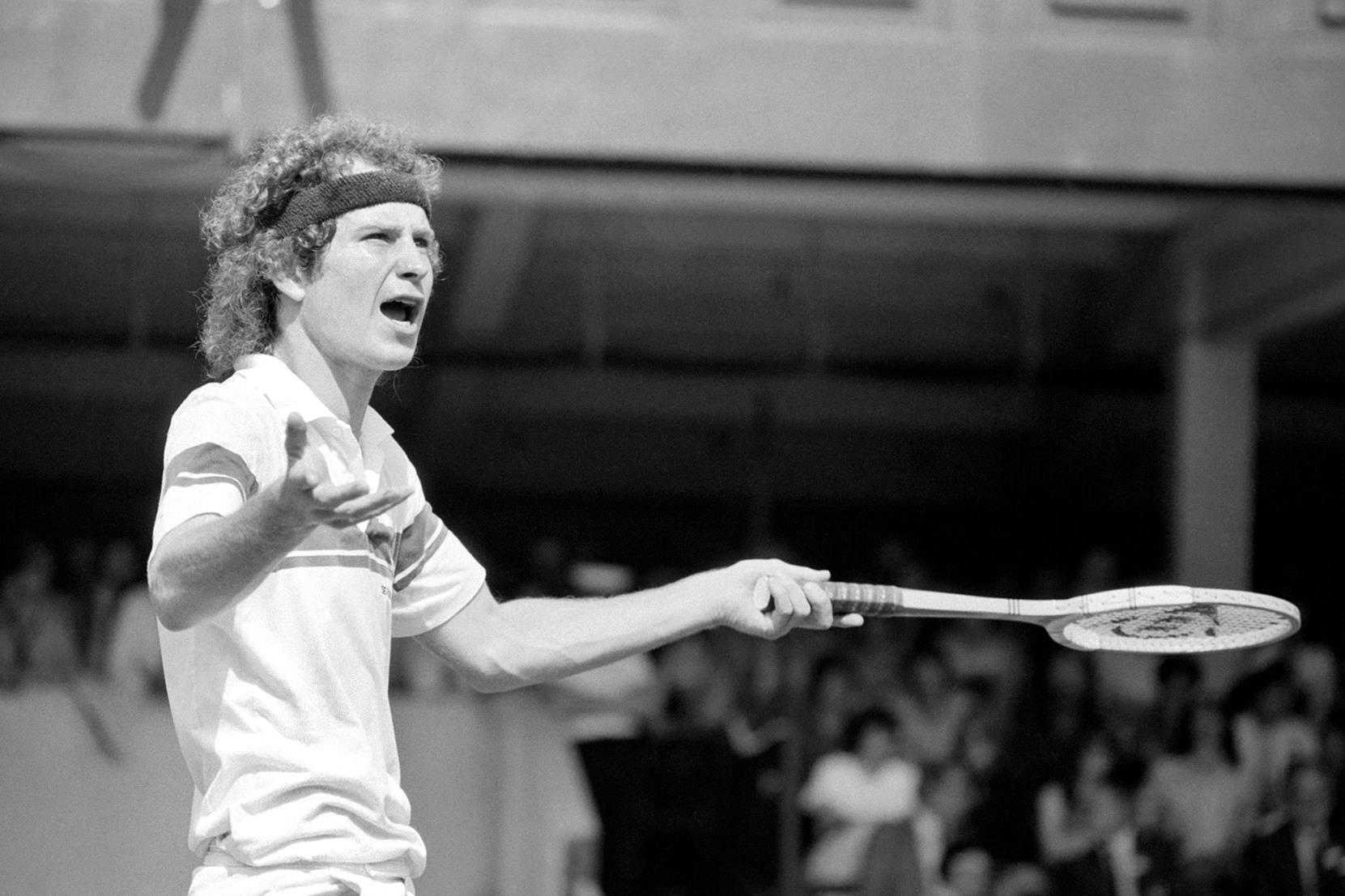 We're channelling John McEnroe for our picture tip this week.