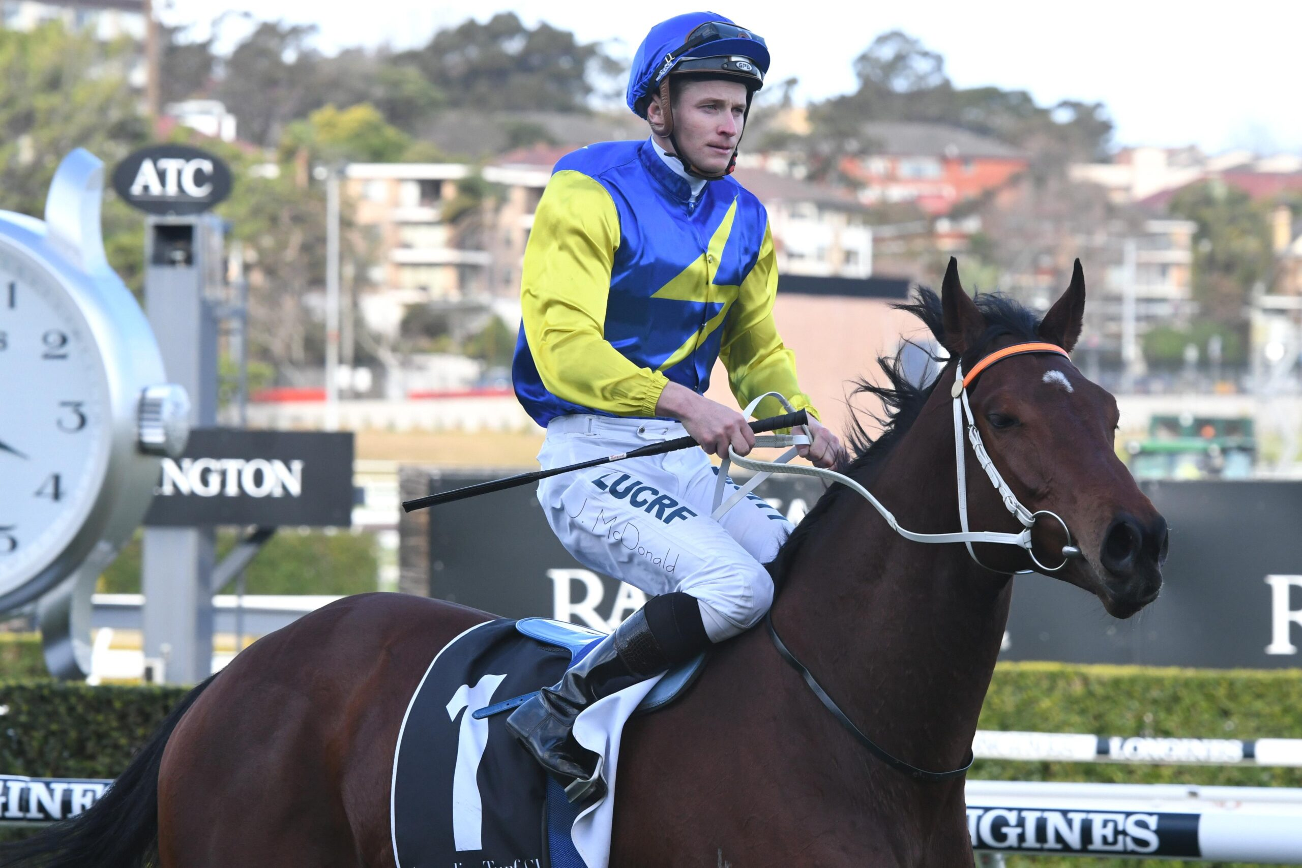 Le Romain will line up in the Missile Stakes.