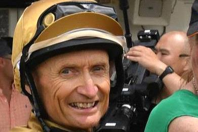 Malcolm Hill made worldwide headlines when he rode his first winner for more than 30 years in New Zealand.