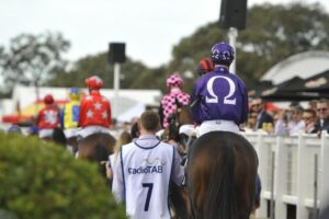 Minus a crowd – it's set to be a big day at Eagle Farm on Saturday.