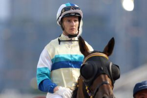 Purton and Coolceleb return after winning at Sha Tin on Wednesday.