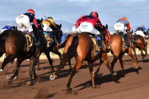 Jockeys refused to ride on the Port Augusta track on Sunday.