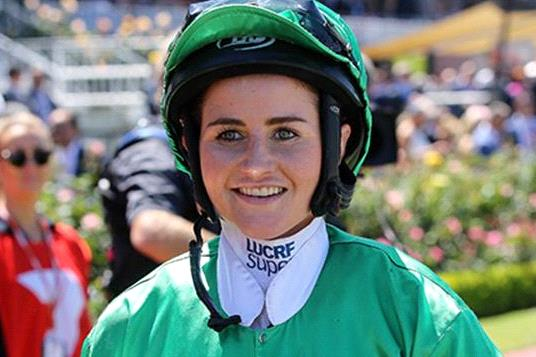 Michelle Payne was fined for negligence on Friday.