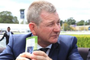 Confident Kris  Less will win the 1600m maiden but not so sure it will be the favourite