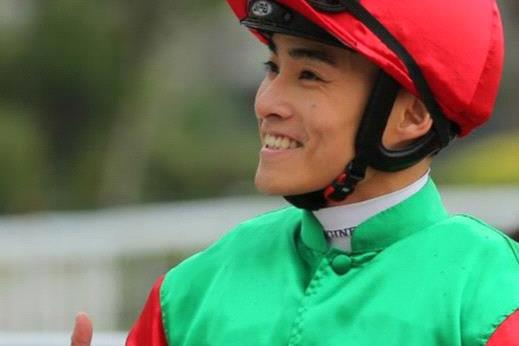Keith Yeung broke a long winning drought on Sunday.