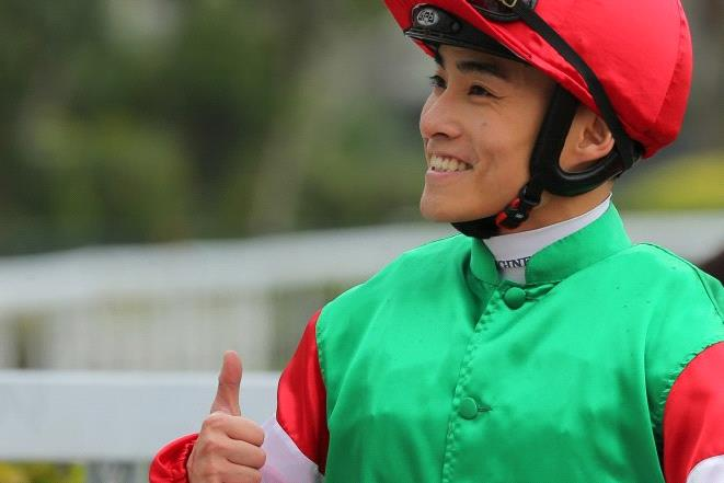 THUMBS UP: Keith Yeung has tested negative for the coronavirus.