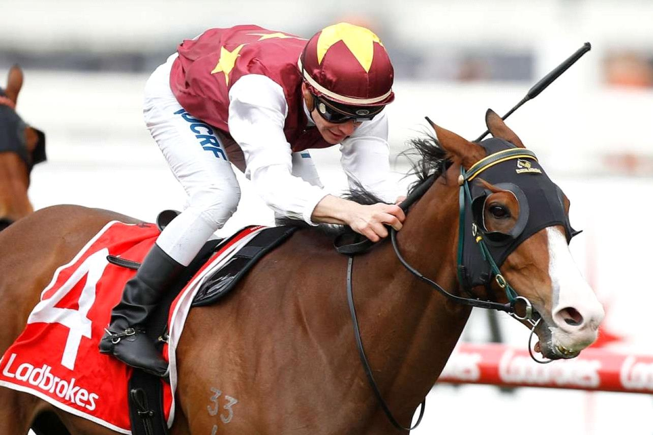 Streets Of Avalon and jockey Ben Melham will chase another big cheque on Saturday.