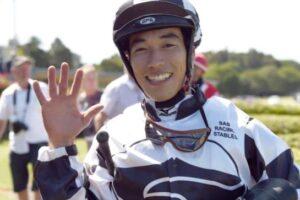 Japanese apprentice Kozzi Asano is on fire at New Zealand.