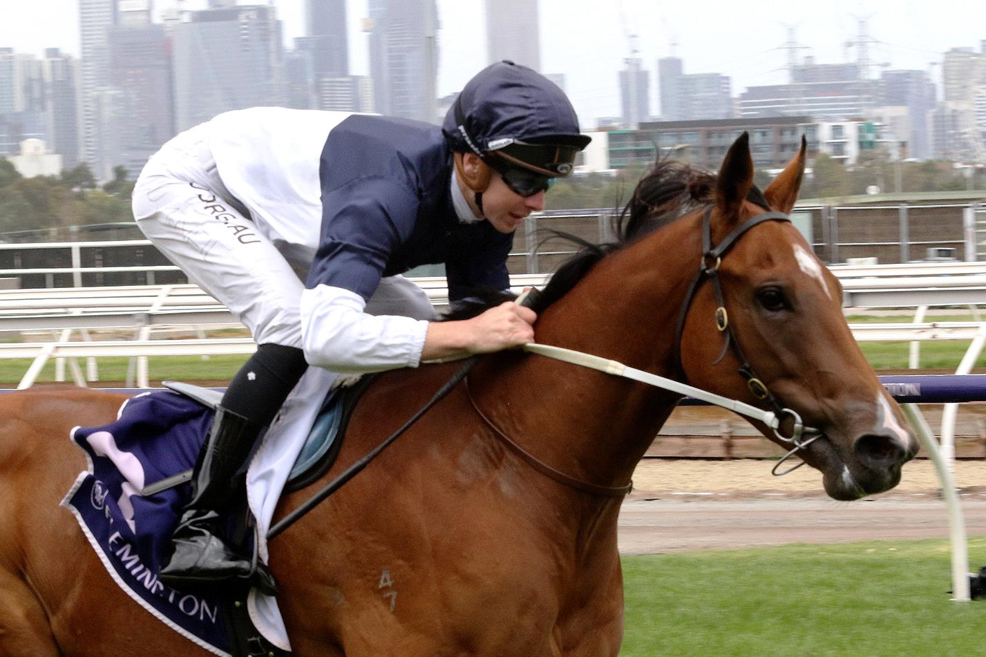 Jabali Ridge will have the chance to earn his way into the Blue Diamond.