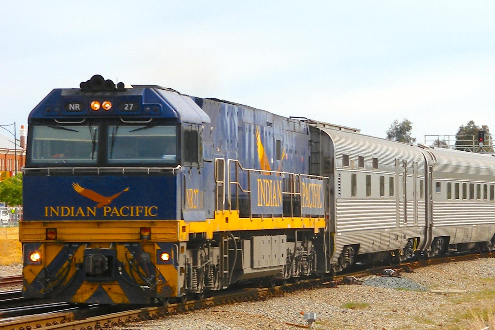 I'll chug off quietly into the night if the horse with the same name as this iconic train doesn't run well on Saturday.