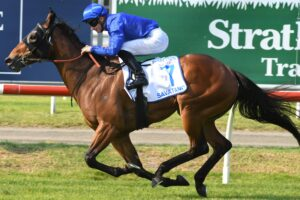 Savatiano streeted her rivals in The Hunter.