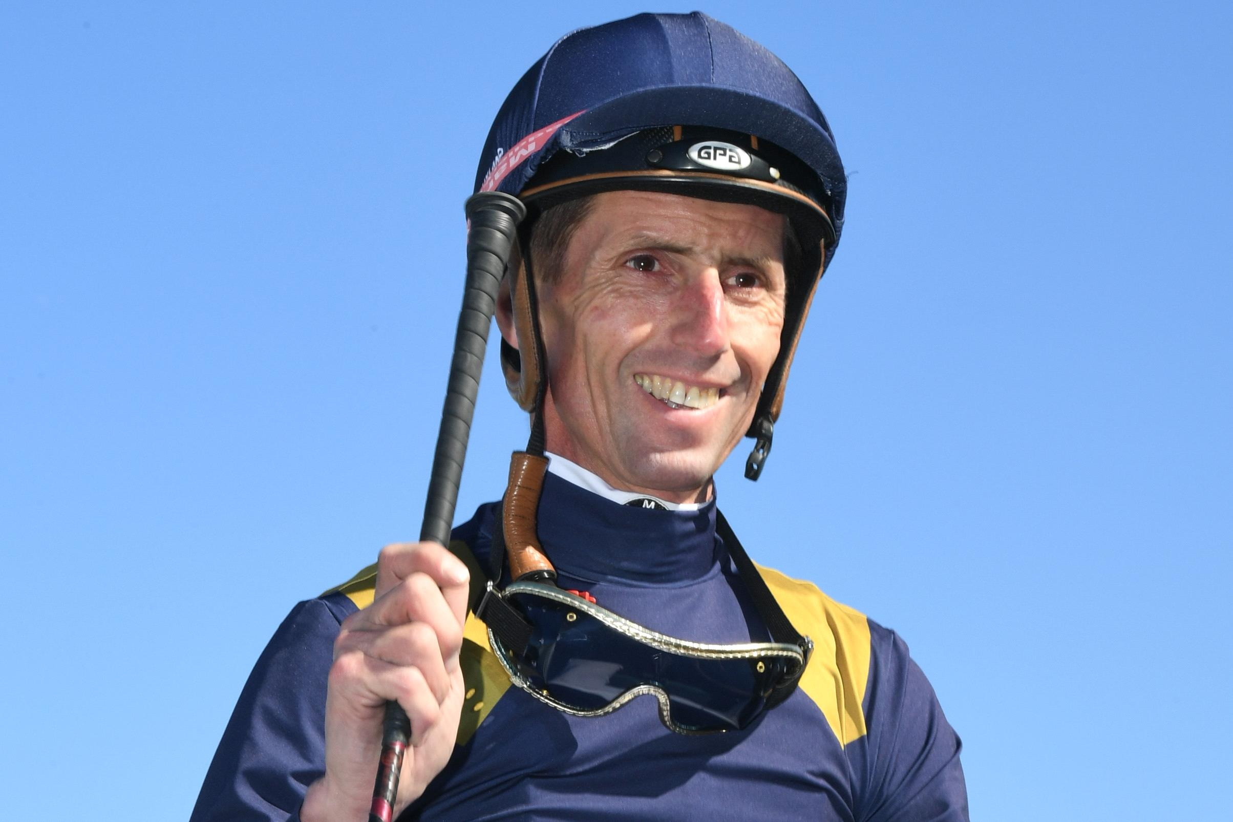 Nash Rawiller was the star jockey on Chelmsford Stakes day