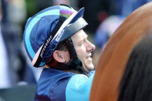 Prett Prebble gave us a reminder he's still here and ready for the spring carnival