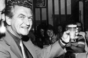 Bob Hawke loved a bet and a beer.