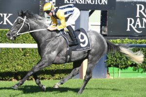 Tommy Berry and Nobu did it easily.