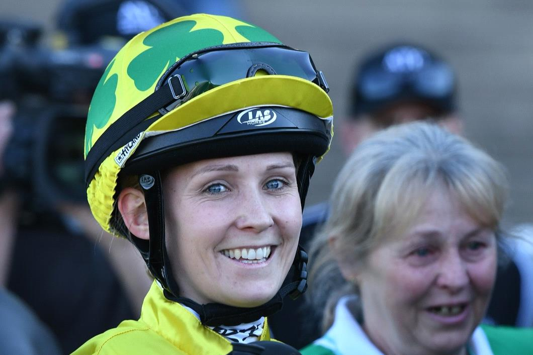Rachel King rides two of our top tips at Kembla